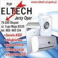 Firma Eltech Przedsiębiorstwo Usługowo Handlowe Jerzy Opar - zdjęcie