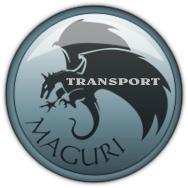 Baza produktów/usług Maguri transport osobowy