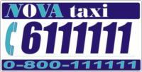 Baza produktów/usług NOVA taxi