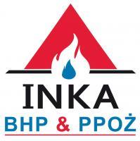 Oddziały firmy BHP INKA Szaniawski Bogdan