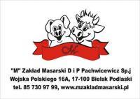 Firma M Zakład Masarski D. i I. Pachwicewicz Sp.j