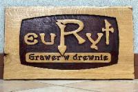 Wiadomość do firmy Euryt - Grawer W Drewnie