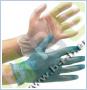Lateksowe r�kawice diagnostyczne i ochronne