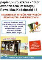 Wiadomość do firmy Firma Handlowo-Usługowa Rywal Waldemar Sarna