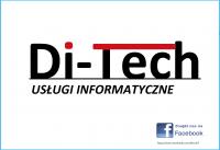 Firma Di-Tech Usługi Informatyczne Jakub Stróżyński