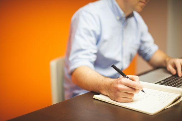 Ocena ryzyka zawodowego - pracownik biurowy