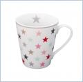 Krasilnikoff Happy Mug, kubek z uchem, wielokolorowy