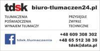 Firma TDSK Sp. z o.o.