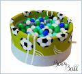 Suchy basenik BabyBall z piłeczkami