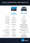 BRM Lasers vs Budget Line